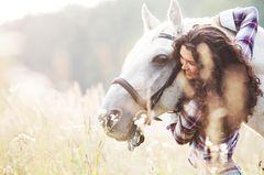 Pferdemädchen: Warum ich mit fast 40 auf einmal reiten möchte
