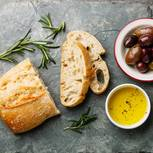 Olivenölbrot