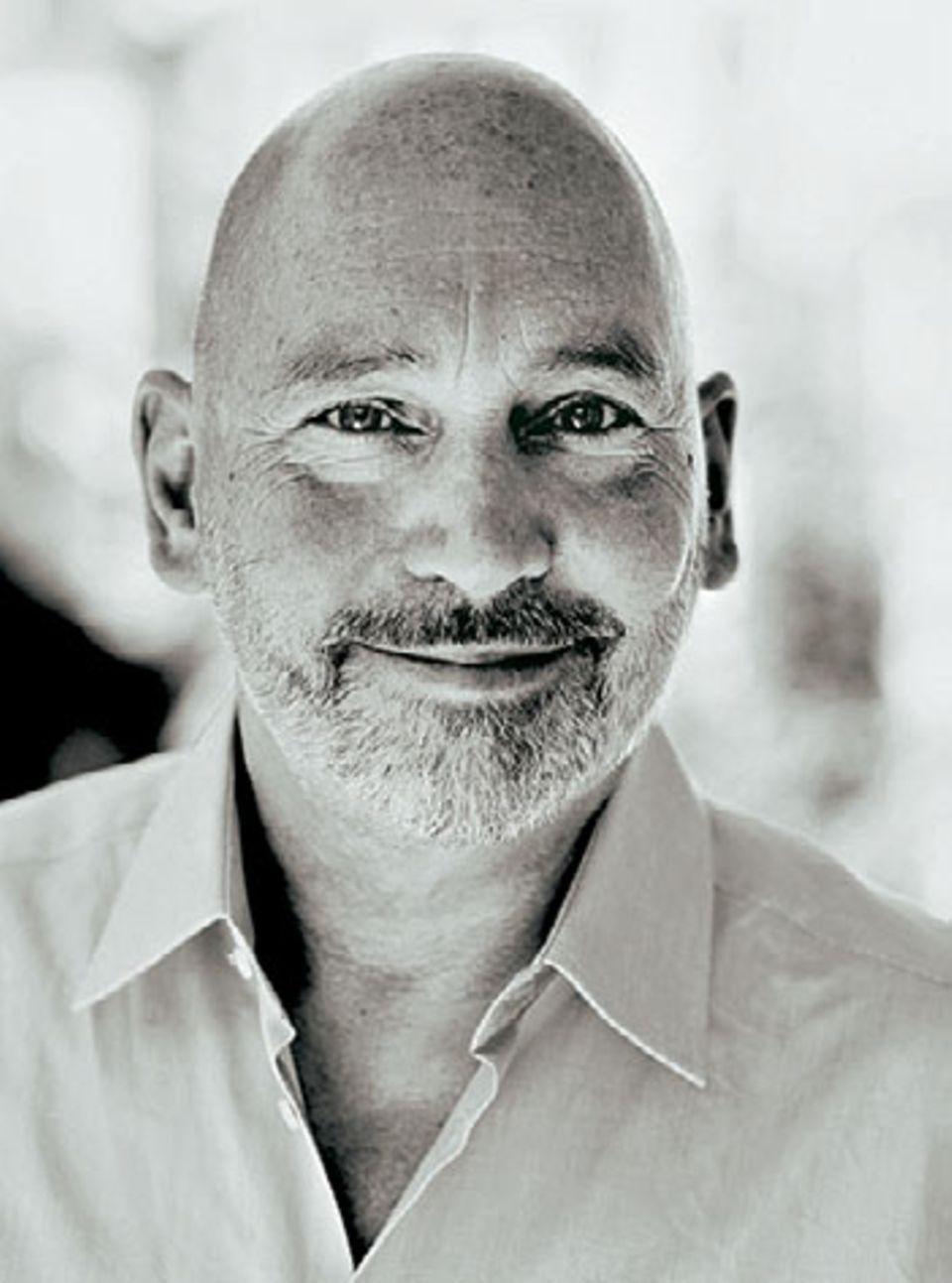 Langjährige Beziehungen: Oskar Holzberg im Porträt