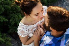 Langjährige Beziehungen: Glückliches Pärchen