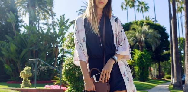 Kimono stylen