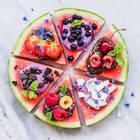 Wassermelonen-Pizza: 10 Ideen für den Sommer-Snack