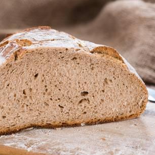 Brotkäfer bekämpfen: Brot in der Küche