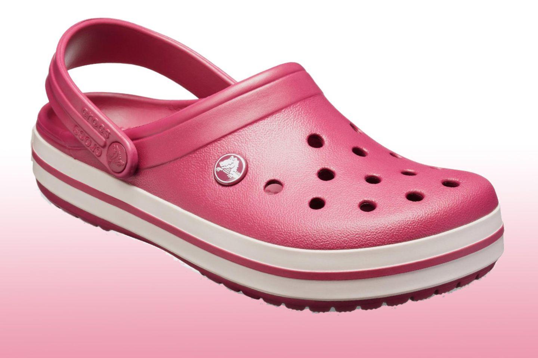 Crocs schließt Fabriken: Crocs