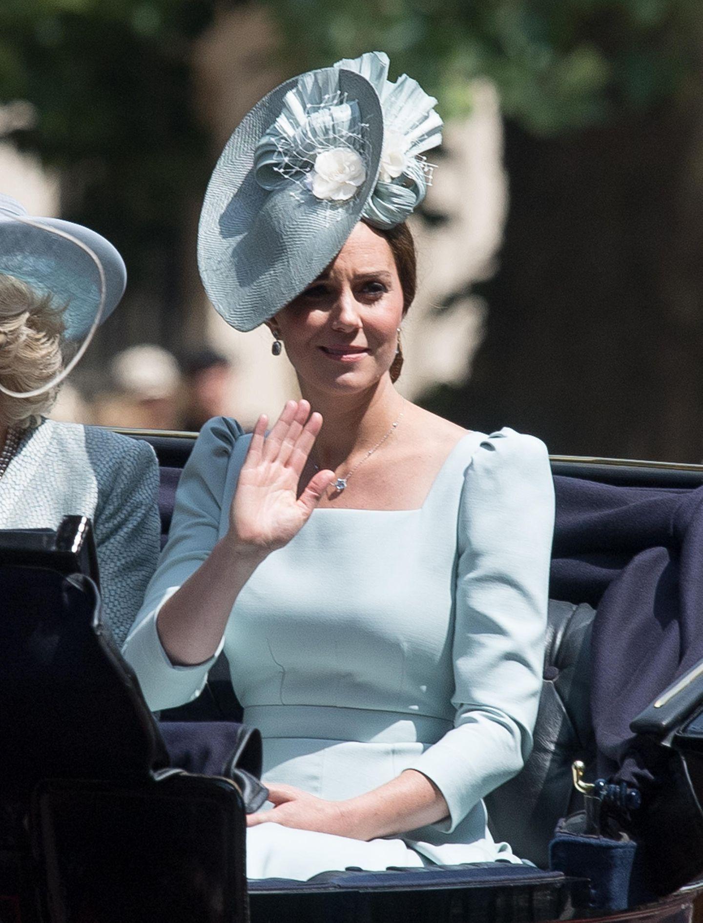 Herzogin Kate gehört heute zu den stilsichersten Royals