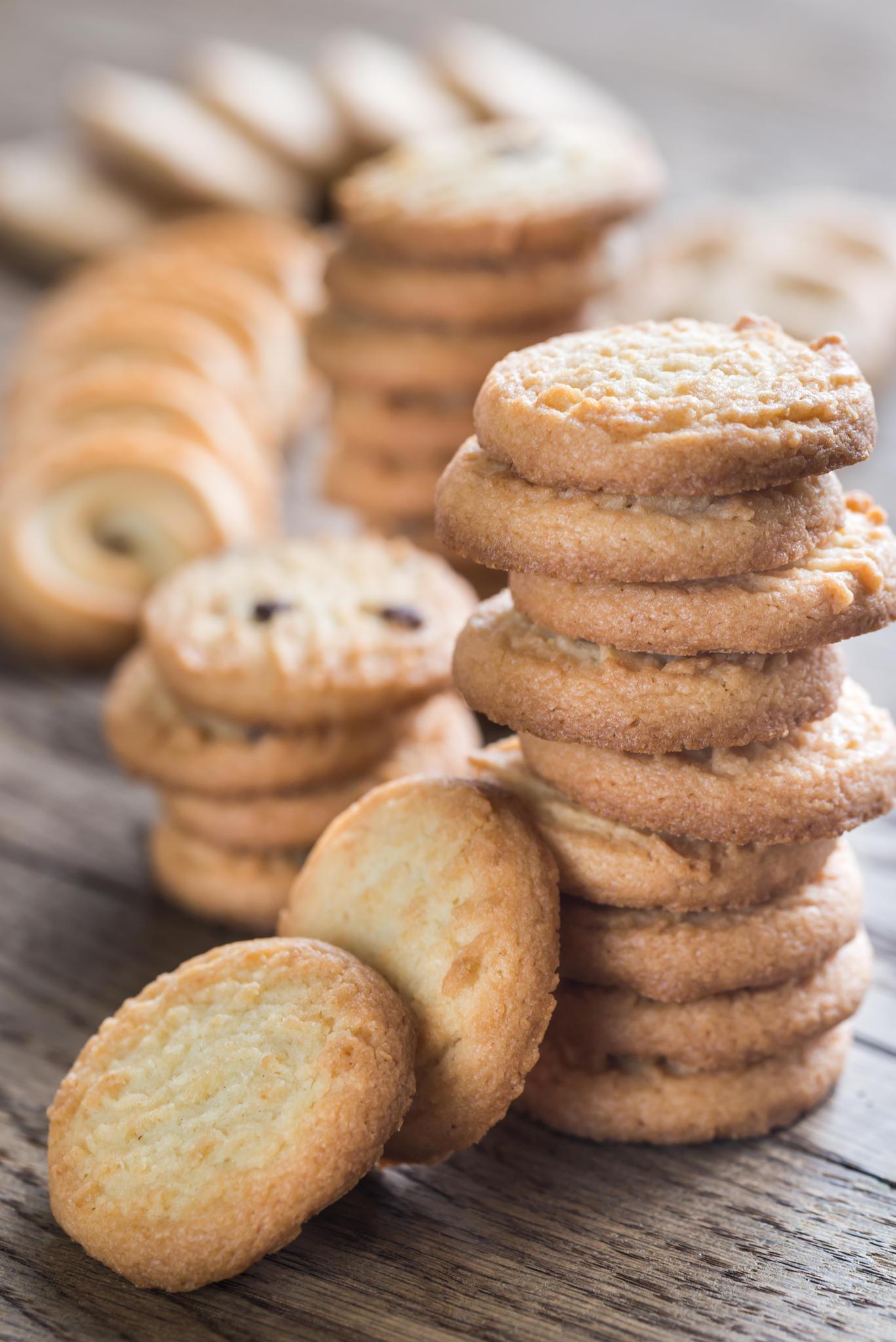 Butterkekse Rezept | BRIGITTE.de
