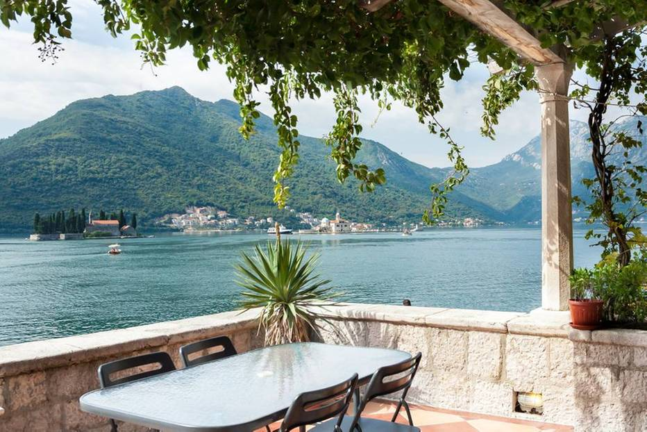 Airbnb, die begehrtesten Ferienhäuser: Kotor
