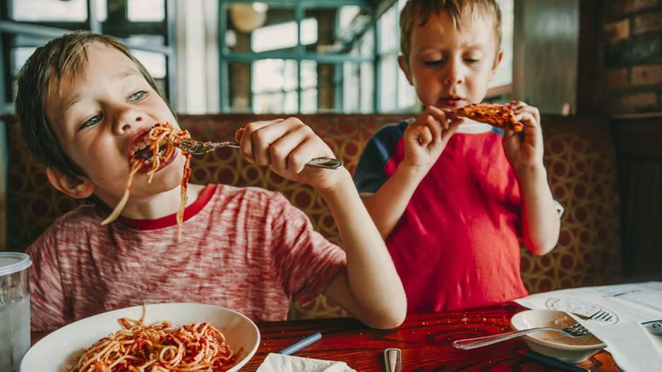 Hausverbot: In diesem Restaurant sind Kinder nicht erwünscht