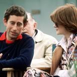 Prinz Charles turtelte mit Dianas Schwester