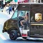 Rechtsfahrgebot: UPS darf nicht links abbiegen