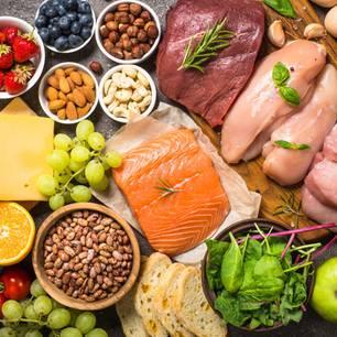 Low Carb Studie: Gesunde Lebensmittel