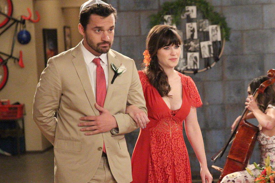 Schwangere TV-Stars: So mogelte Hollywood mit den Babybäuchen!