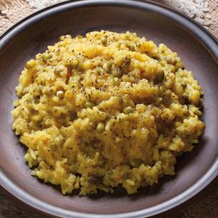 Khichdi Rezept