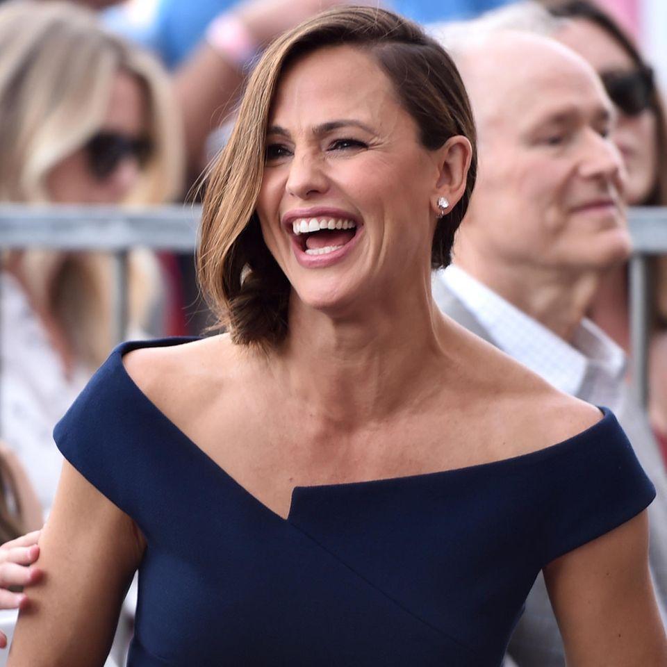 Jennifer Garner erhielt einen Stern auf dem Walk of Fame