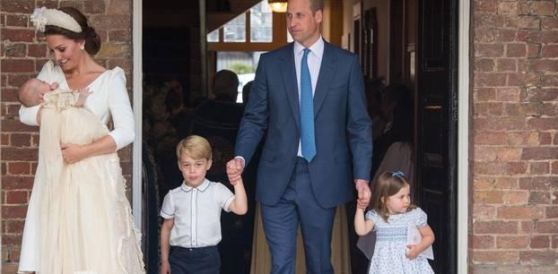 William & Kate haben NICHT das Sorgerecht für ihre Kinder