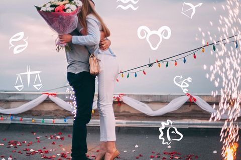 Der beste Heiratsantrag für euer Sternzeichen