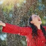 Diese Regenmäntel machen glücklich