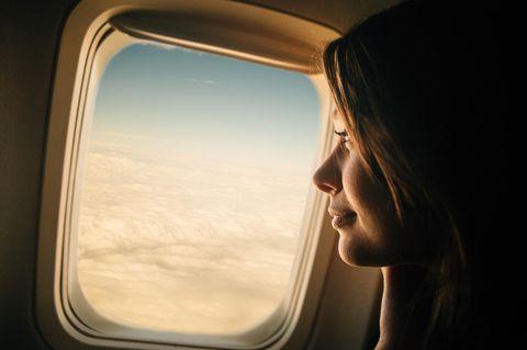 Blenden rauf bei Start und Landung - was soll das?