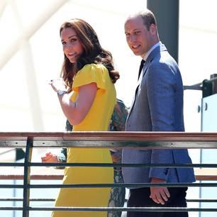 William und Kate: Prinz William und Herzogin Catherine