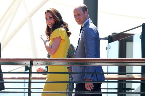 William und Kate: Prinz William und Herzogin Catherine