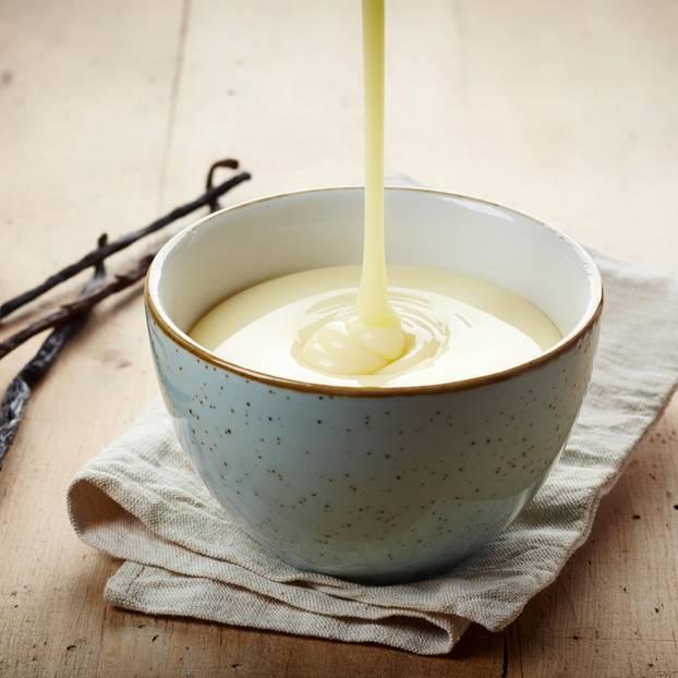 Vanillesoße Rezept