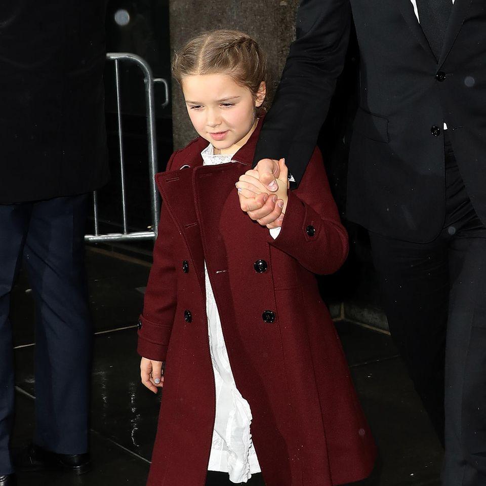 Harper Beckham: Die Tochter von David und Victoria Beckham