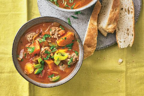 Suppe und Eintopf: Leckeres zum Löffeln