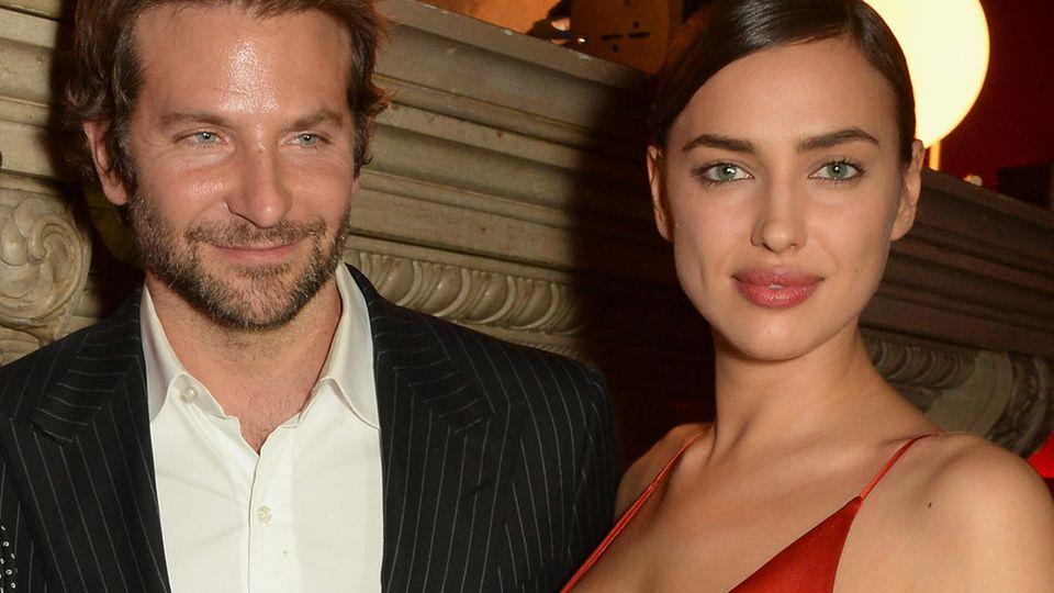 Bradley Cooper und Irina Shayk getrennt? Das ist dran an den Gerüchten