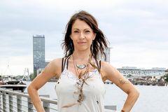 Global Gladiators: Jana Pallaske spricht über ihre Magersucht