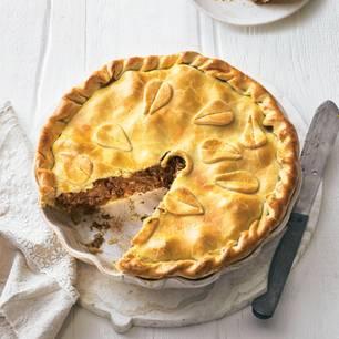 Rezepte für Pie: Rindfleisch-Pie