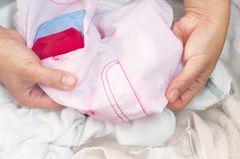 Wäsche verfärbt: Weiße Hose verfärbt