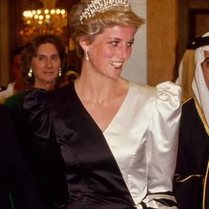 Prinzessin Diana besuchte 1986 die Golfstaaten