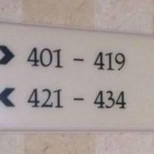 In Hotels fehlt häufig die Zimmernummer 420