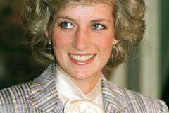 Diana setzte auf die Hilfe von Q-Tips
