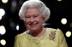 Die Queen setzt stets auf Lippenstift