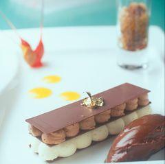 Schokoladen-Variationen und Granité