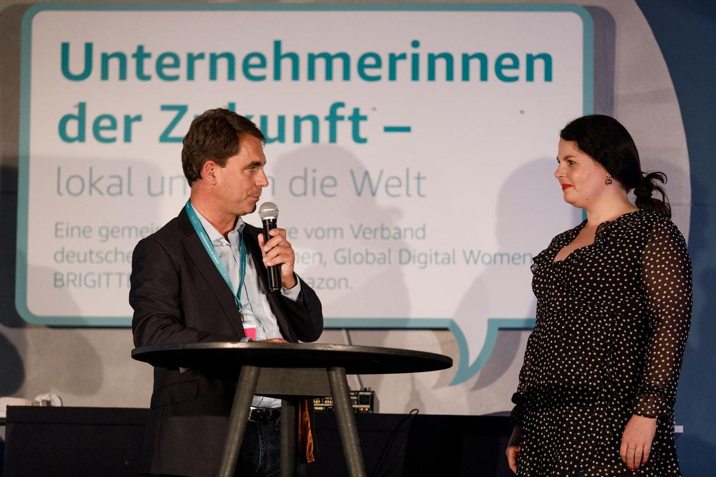 Nicholas Denissen: Mit Julia Ritter