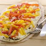 Paprika-Blechkuchen