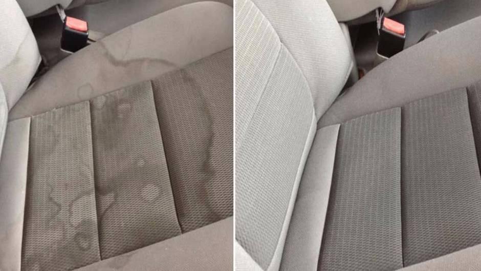Autositze Reinigen Dieser Trick Macht Sie Wie Neu Brigittede