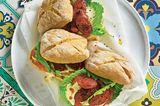 Chorizo-Burger