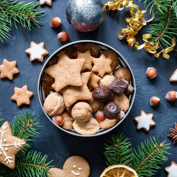 Weihnachtsplätzchen Haselnussmakronen.Plätzchen Aufbewahren Die Besten Tipps Brigitte De