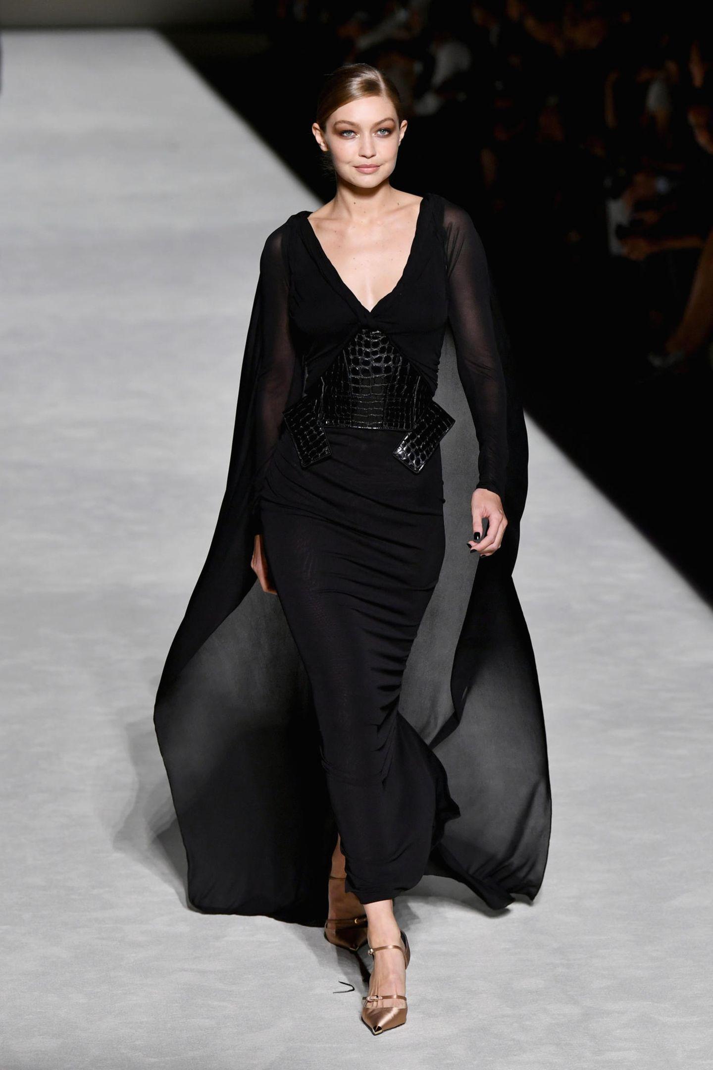 New York Fashion Week: Gigi Hadid