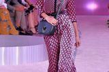 New York Fashion Week: Model bei Kate Spade