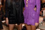 New York Fashion Week: Kate Moss und Kendall Jenner