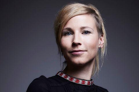 Fränzi Kühne: Porträt