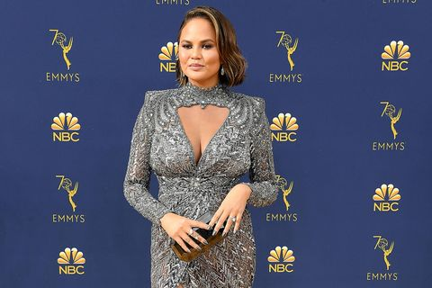 Emmy Awards 2018: Chrissy Teigen