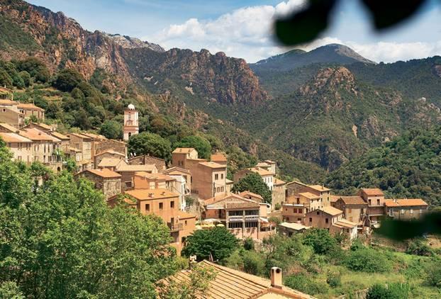 Wandern auf Korsika: Ota