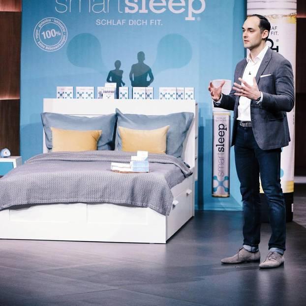 smartsleep aus 39 die h hle der l wen 39 getestet. Black Bedroom Furniture Sets. Home Design Ideas