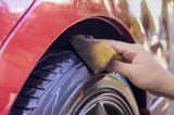 Auto kaufen: Felgenkontrolle