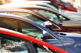 Auto kaufen: Spaltmaße